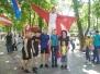 Участь учнів ДНЗ «Маріупольський центр ПТО» у параді Вишиванок